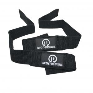 Фитнес фитили TRAIN HARD / IRONINSIDE, са изработени от изключително здрава материя и имат омекотяваща подложка за максимален комфорт.