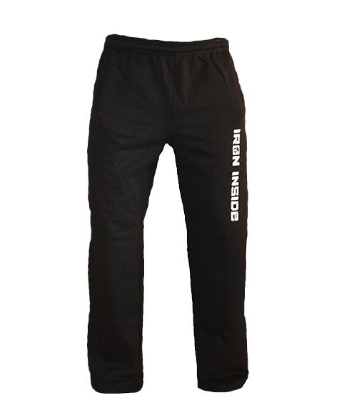 Спортно долнище TRAIN HARD / IRONINSIDE – Отново фирмата за спортни облекла IRONINSIDE доминира със своята серия (TRAIN HARD).
