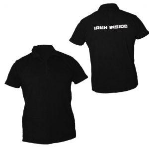 Спортна риза Лакоста на марката IRONINSIDE. Идеална както за всякакъв вид спорт, така и за ежедневно. Предлага се в размери S,M,L и XL.