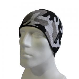 Зимна шапка Grey Camo / IRONINSIDE е най-продаваният аксесоар, предпочитан от всички фенове набойните спортове в студените зимни месеци.