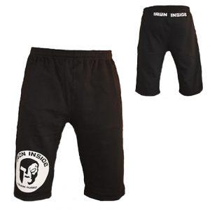 Памучни шорти Train Hard / IRONINSIDE са най-добрия избор на облекло, подходящо както за вашите тренировки, така и за ежедневно носене