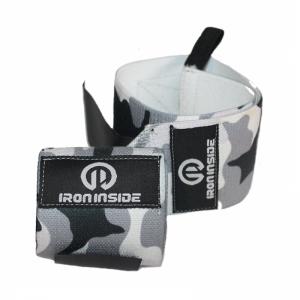 Фитил за глезен Ankle Straps / IRONINSIDE е предназначен за допълнителни натоварвяния на краката - лесно прикачане с помоща на халка