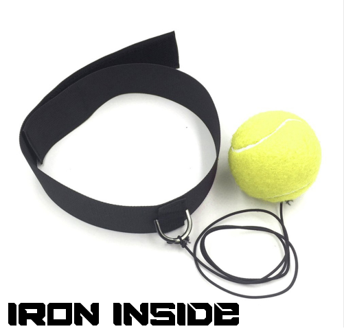 Boxing Speed Ball / IRONINSIDE – скоротсна топка, уред за трениране, който развива бързината, ловкостта, координацията и концентрацията на състезателя.