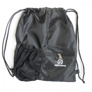 Спортна чанта за маратонки и вода / IRONINSIDE - идеален компактен вариант за вашите маратонки и бутилка за спорт, с допълнителни отделения