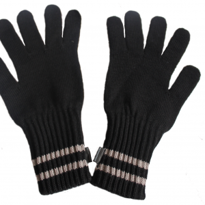 Спортни зимни ръкавици / IRONINSIDE, изработени от висококачествена материя. Моделът притежава и етикет с лого на фирмата тип флаг.