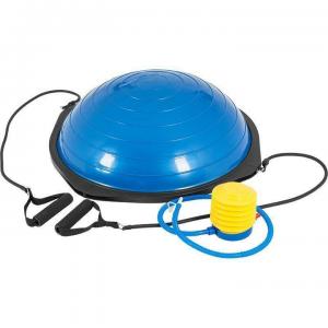 Полусферична топка Bosu Ball - след така нашумелите пилатес топки. Босу топките са следващите най-вълнуващи уреди за упражнения.