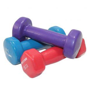 Винилови гирички / IRONINSIDE - перфектният вариант да започенте вашата тренировка със загряване на мускулите Ви , както и за интензивни кардио тренировки