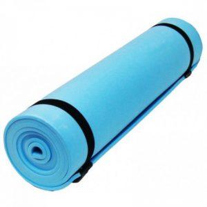 Постелка за йога / IRONINSIDE е предназначена за физически упражнения на земя и йога. Постелката е изработена от 100% EPS, висококачествена материя