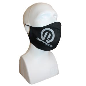 Предпазна маска / IRONINSIDE - новата маска е перфектно изработена съсспециална формапозволяващаплътното прилепване към лицето