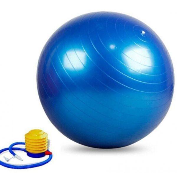 Топката за пилатес / IRONINSIDE, е известна още с наименованието фитнес топка или швейцарска топка. Този продукт става все по – популярен
