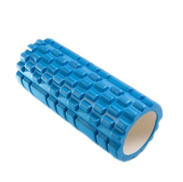 Положителен ефект върху целулита: релефен фоумролер / 33см х 14см е уникален уред за самомасаж. Този продукт ще помогне на тялото Ви да се чувства по-добре.