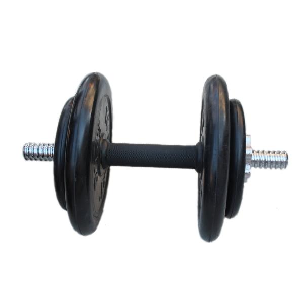 Лост за дъмбел ф30 / IRONINSIDE изработен от висококачествена неръждаема стомана. Снабдена със скоби на резба, които придържат тежестите които добавяте.