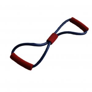 Затворен ластик с ръкохватки – най-големият плюс при ластиците е, че те са супер удобен и практичен уред за трениране в домашни условия