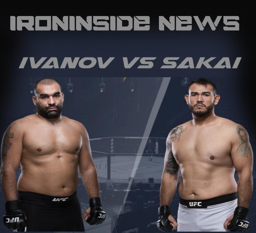 Благой Иванов загуби от Аугусто Сакай при равностоен сблъсък. Нашето момче се изправи срещу равностойният си противник в битка от серията UFC на ESPN 9.