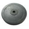 Тежести с гумено покритие ф30 – първокласни гумирани дискове, изцяло съвместими с лост за тренировки170см, Дискове за лост, фитнес уреди ф30