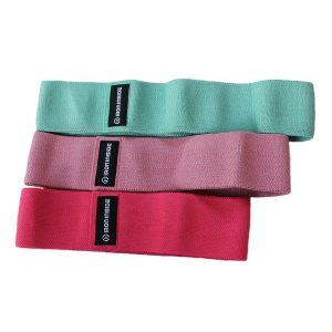 Текстилни ластици за бедра / IRONINSIDE – комплект от 3 броя висококачествени ластици на IRONINSIDE са най-добрата покупка, която можете да направите.