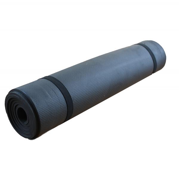 Постелка за йога 6мм / IRONINSIDE е предназначена за физически фитнес упражнения на земя и йога. Постелката е изработена от 100% EPS,