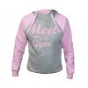 Дамски суитшърт Fitness Series – добър избор за спортно облекло, което ще Ви гарантира качество и комфорт при носене или тренировки.
