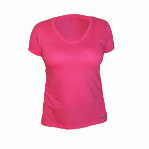 Дамска спортна тениска Pink Line IRONINSIDE - един уникален спортен артикул за Вас дами! Фитнес и спортна екипровка за победители!