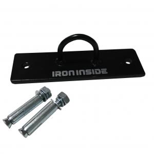 Планка за боксов чувал на марката IRONINSIDE е изработена от изключително здрава стомана, което я прави сигурна за употреба.