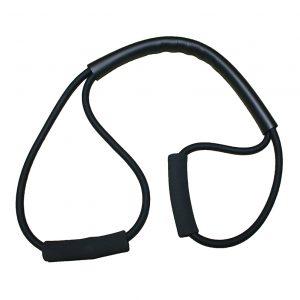 Ластик бой със сянка / Shadow boxer - перфектният аксесоар за добре познатото треньорско упражнение бой със сянка.
