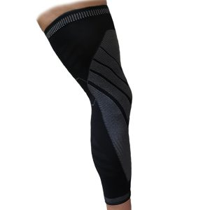 Компресивна ортеза за мускулни травми - една от топ ортезите щом се отнася до протекция или възстановяване на травмирани мускули на краката
