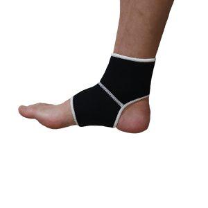 Компресивна наглезенка / неопрен - осигурявастабилностиподдръжканаглезенаслед травми, навяхвания и след операционни състояния