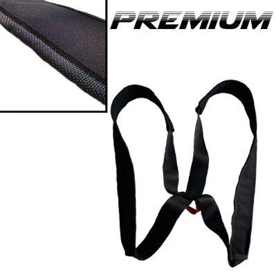 Сбруя на ластик Premium серия - омекотен