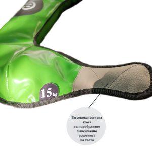 Тренировъчна торба / Pro series - с уникален дизайн, този спортен аксесоар се превръща във вашият незаменим уред за перфектната тренировка.