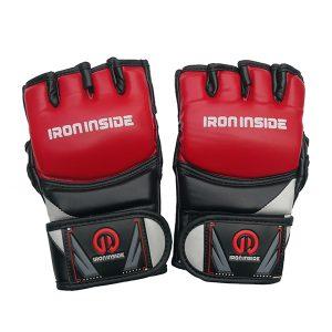 MMA ръкавици / Pro series – IRON INSIDEпредлага продукти от висококачествена кожа, предназначени за професионални тренировъчни натоварвания.