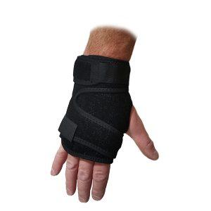 Ортеза стабилизираща палеца - професионална спортна ортеза за травми в областта на палецана маркатаIRON INSIDE
