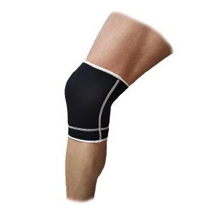 Неопренова ортеза за коляно - една от най-продаваните ортезищом се отнася домускулна протекция или възстановяване на травмирани мускули